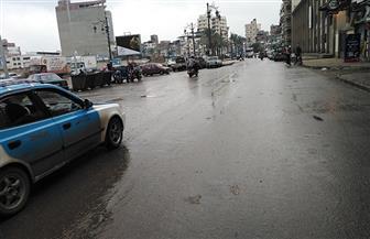 شدة الرياح تمنع مراكب الصيد بدمياط من الخروج.. وحملات لمواجهة الطقس السيئ في كفر البطيخ