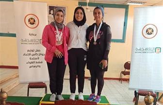 نهاية اليوم الأول من بطولة كأس الاتحاد المصري للرماية