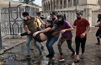 مقتل أربعة متظاهرين بالرصاص الحي في جنوب العراق