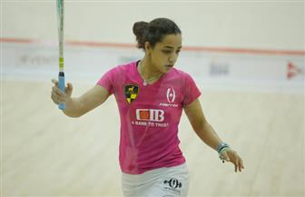 رنيم الوليلي تتأهل لدور الـ16 لبطولة العالم للإسكواش سيدات