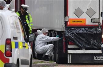 شرطة بريطانيا تعتقل مشتبها به رابعا في واقعة العثور على 39 قتيلا في شاحنة
