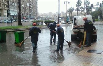 مجلس الوزراء ينشر صورا لأعمال الاستعداد لمواجهة الأمطار الغزيرة بالمحافظات | صور