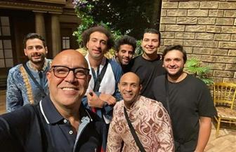 أشرف عبد الباقي وفرقة «مسرح مصر» يشاركان في فعاليات موسم الرياض