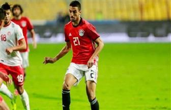 المنتخب الأوليمبي يتلقى خبرا سارا بشأن طاهر محمد طاهر
