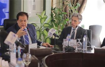 مجلس الأعمال المصري ـ الأوروبي: سفير مصر في لندن بذل جهودا فائقة لرفع قيود الرحلات الجوية إلى شرم الشيخ