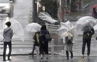 الأمطار الغزيرة تودي بحياة 10 أشخاص شرقي اليابان