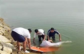 انتشال جثة طالب غرق بنهر النيل في سوهاج