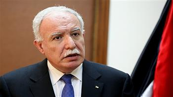 وزير الخارجية الفلسطيني يشكر مصر على المساعدات الطبية لمواجهة فيروس كورونا