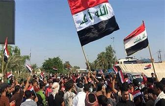 متظاهرون يحاصرون مقر إقامة محافظ ذي قار ويحرقون منزل رئيس اللجنة الأمنية بالعراق