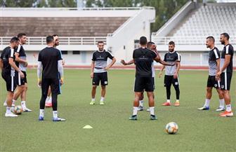 المصري يختتم استعداداته لمواجهة بطل سيشل بالكونفدرالية | صور