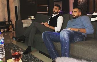 """شاهد نادر حمدي ومحمد الشرنوبي في تحدي """"البلايستيشن"""""""