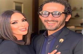بعد تشبيهها بوفاء الكيلاني.. ماذا قال أحمد حلمى عن زوجته منى زكي| فيديو