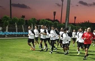 المنتخب الأوليمبي يواصل تدريباته استعدادا لأمم إفريقيا | صور