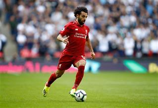 محمد صلاح يعود لقيادة هجوم ليفربول أمام توتنهام في الدوري الإنجليزي