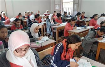 انتظام الدراسة بمدارس الإسكندرية بعد انتهاء موجة الطقس السيئ | صور