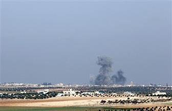 سوريا.. القوات الجوية تقصف رتلا مسلحا بجبل الزاوية جنوبي إدلب