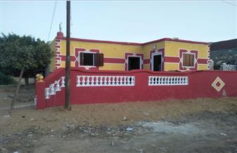 الانتهاء من تطوير 77 منزلا بالقرى الأكثر احتياجا في مطروح | صور