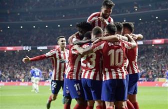 أتلتيكو مدريد يتطلع لإيجاد الطريق الصحيح بالدوري الإسباني