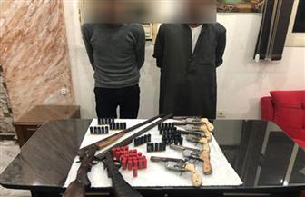 ضبط تشكيل عصابي تخصص في الاتجار بالأسلحة النارية بكفر الشيخ