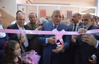 افتتاح أعمال تطوير قسمي الكُلى والحضانات بمستشفى دكرنس العام بتكلفة ١٠ ملايين | صور