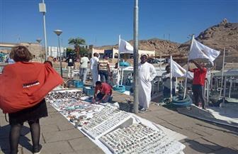 توافد الفنانين إلى معبد فيلة لافتتاح مهرجان الفنون الأفروصيني بأسوان