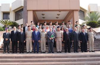 """هيئة البحوث العسكرية تنظم ندوة عن """"الإستراتيجية القومية للتنمية المستدامة"""""""