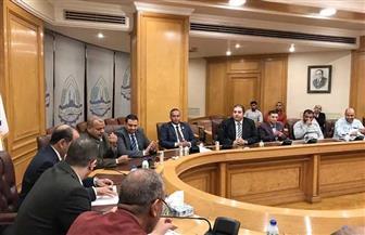 شعبة الأدوات الصحية تعيد  تشكيل مجلس إدارتها..عبد الجليل رئيسا وبشاي والسميح نائبين| صور