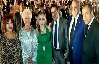والدة ملك الأردن تغادر الأقصر بعد جولة سياحية