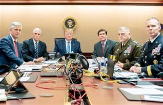 البيت الأبيض ينشر صورة لترامب أثناء متابعته عملية تصفية أبو بكر البغدادي
