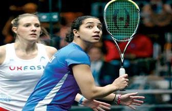 3 مصريات يتأهلن لربع نهائي بطولة العالم للاسكواش