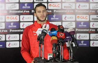 رمضان صبحي: هدفنا التتويج بأمم إفريقيا والتأهل للأولمبياد لإسعاد الجماهير