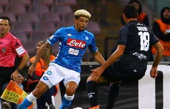 نابولي يعلن تعرض مدافعه المغربي مالكيوت لإصابة خطيرة في الركبة