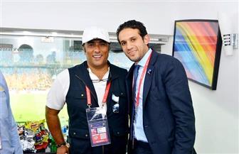 محمد فضل يجتمع مع رئيس «تذكرتي» للترتيب لبطولة أمم إفريقيا تحت 23 عاما
