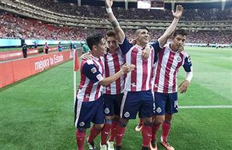 هدف في الوقت القاتل يقود ديبورتيفو جوادالاخارا للفوز على خواريز في الدوري المكسيكي