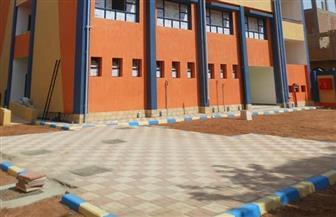 محافظ أسيوط: استلام مدرسة جديدة وجناح توسعة بأخرى بمركزي صدفا والغنايم | صور
