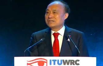 رئيس الاتحاد الدولي للاتصالات يشيد بدعم الرئيس السيسي