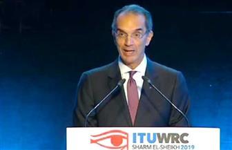 وزير الاتصالات بمؤتمر شرم الشيخ: تكنولوجيا الجيل الخامس نقلة نوعية في جميع مناحي الحياة