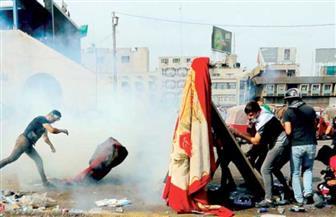 طلاب عراقيون يتحدون رئيس الوزراء ويشاركون في الاحتجاجات