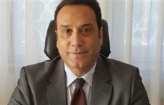 """أمين الوكالة المصرية للشراكة من أجل التنمية يلتقي بمدير عام وزارة التجارة بمقاطعة """"هونان"""" الصينية"""