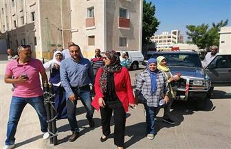 رئيسة مدينة سفاجا تتفقد المستشفى المركزي والوحدات الصحية بالمدينة   صور