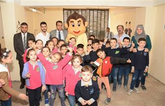 """مجلة """"نور"""" للأطفال تلتقي أبناء الجالية السورية"""