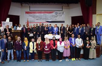 افتتاح برنامج إعداد وصقل الكوادر العربية لمصممي العروض الرياضية| صور