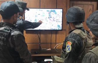 الداخلية: مقتل 13 إرهابيا خلال استهداف وكر لهم بالعريش | فيديو