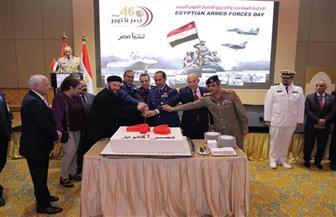 """""""مكاتب الدفاع المصري بالخارج"""" تحتفل بالذكرى الـ46 لانتصارات أكتوبر المجيدة"""