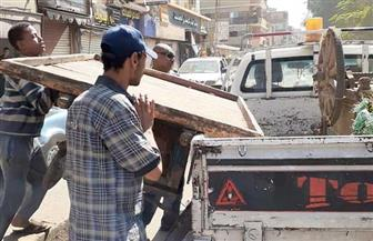 تحرير 118 محضرا تموينيا بمركزي جهينة والمنشاة وحي الكوثر| صور