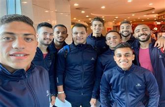 منتخب مصر للجامعات في الإمارات للمشاركة في البطولة العربية