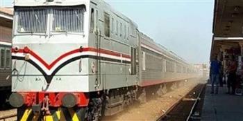 هيئة السكة الحديد تنفي تحرك قطار شبين القناطر بدون سائق