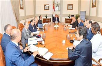 الرئيس  السيسي يشدد على مواصلة التنفيذ الدقيق للبرنامج الوطني للإصلاح الاقتصادي
