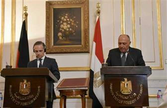 وزير الخارجية: نسعى لحل أزمة سد النهضة عبر القنوات الدبلوماسية