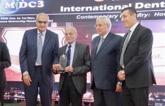 انطلاق فعاليات المؤتمر الدولي الثالث لطب أسنان جامعة المنصورة بحضور المحافظ